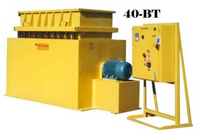 Large Rectangular Tub Machine